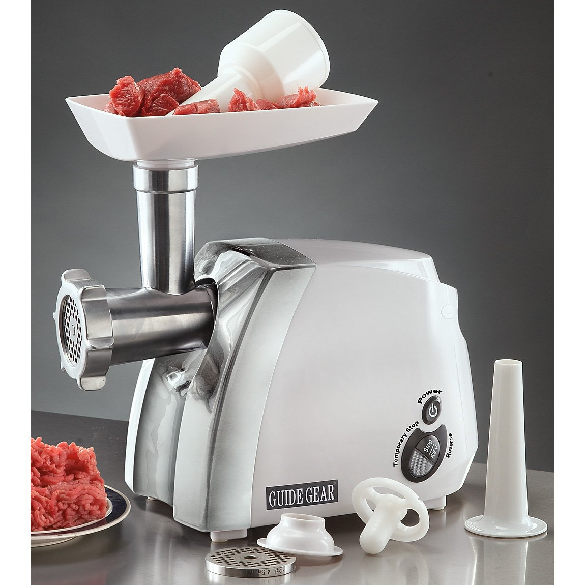 Guide Gear 650W Electric Meat Grinder