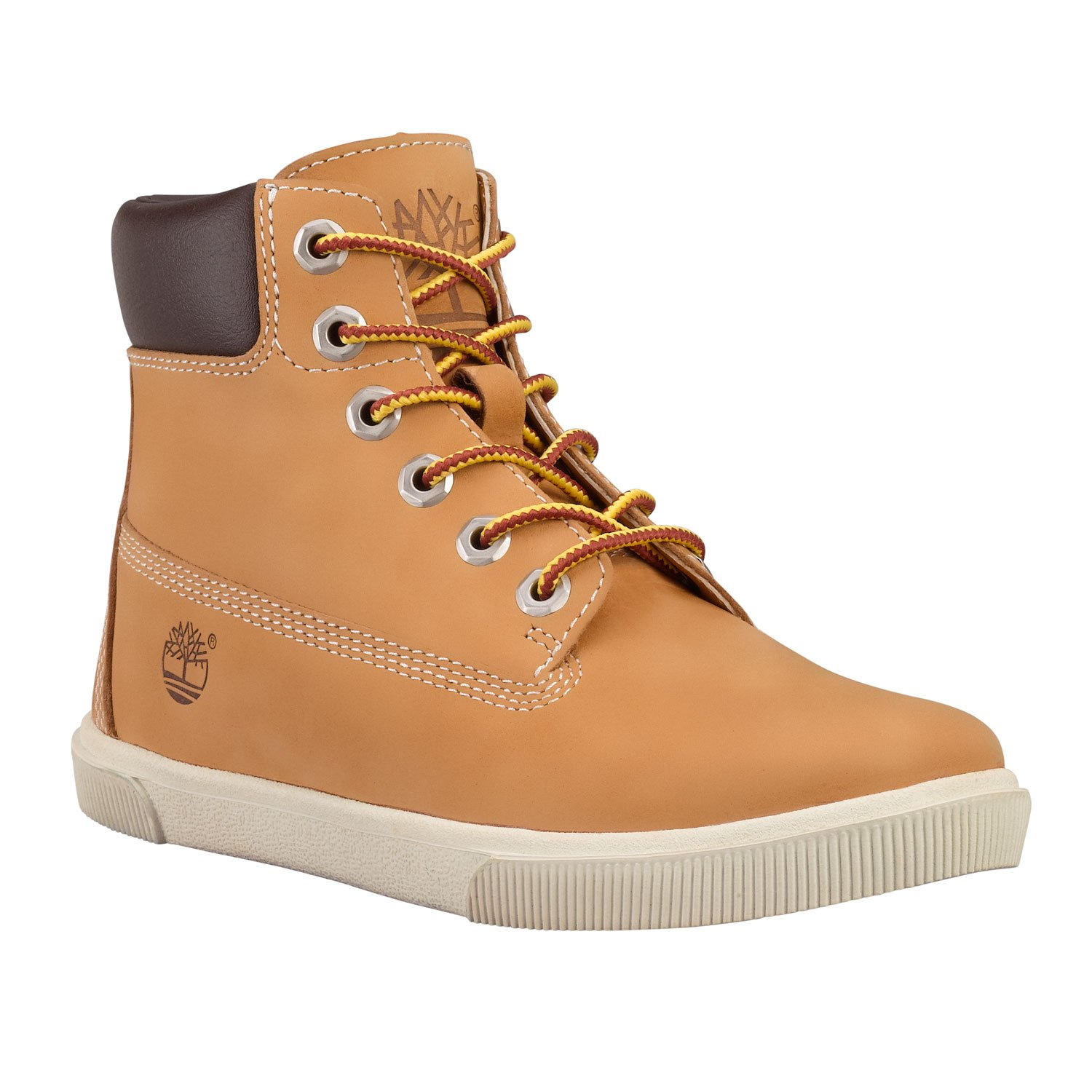 timberland boots with white sole