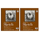 2-Pack - Strathmore 400 Series Sketch Pad, 11