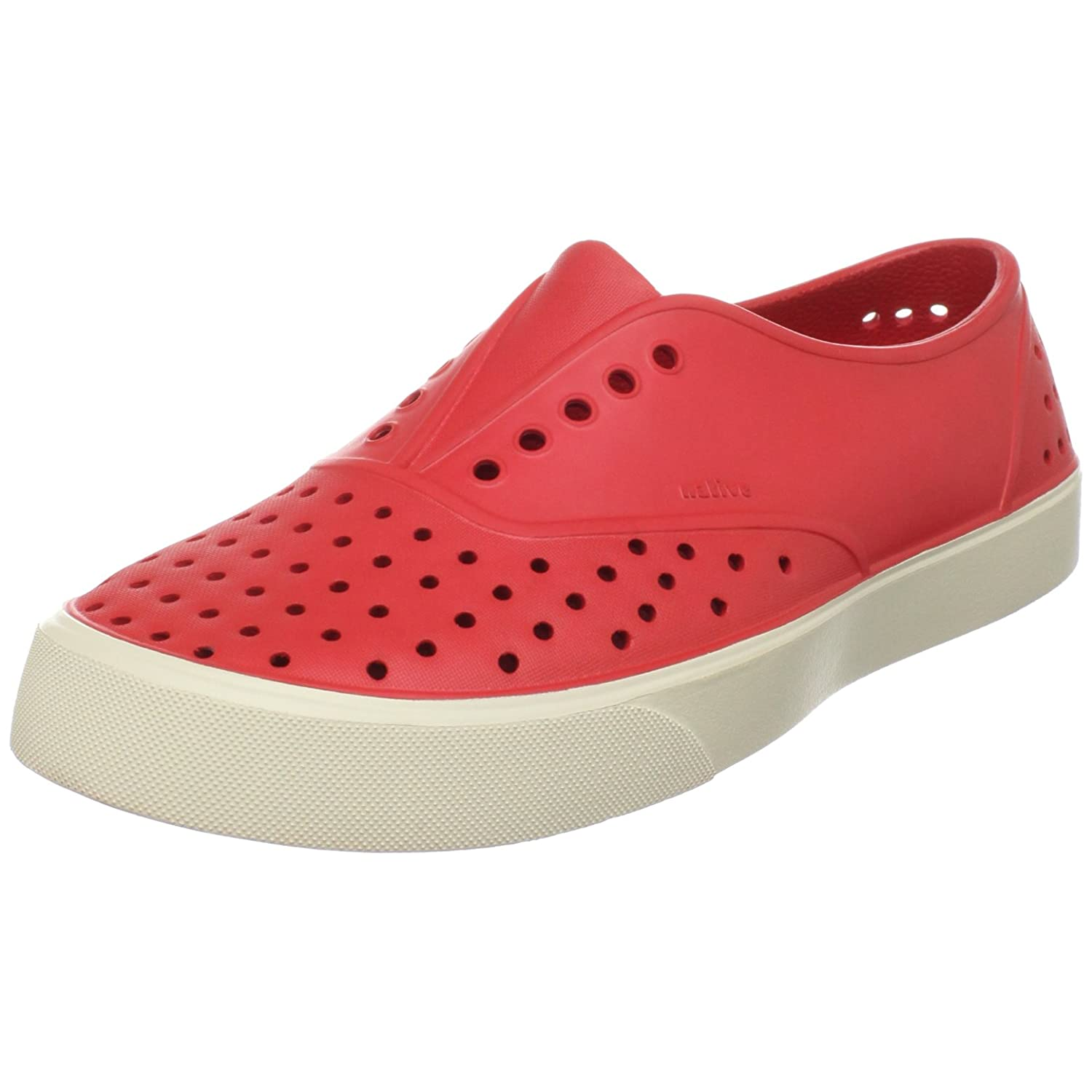 Native Miller Shoes Torch Red