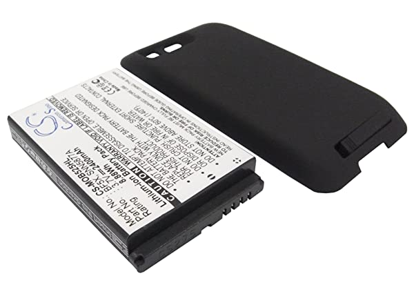 Rechargeable Battery Compatible with Motorola MB520, MB525 Defy, Replacement Cellphone Battery