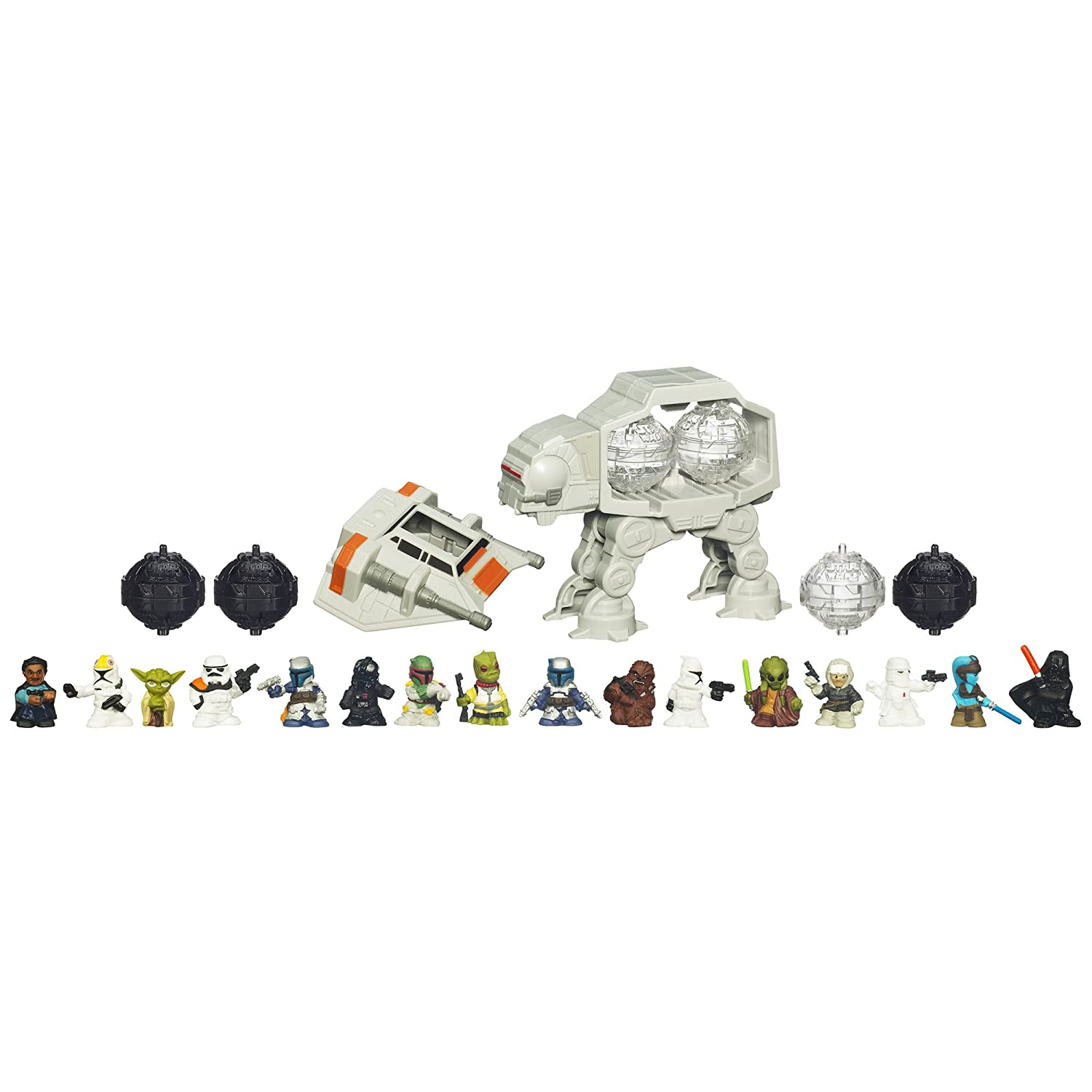 Star Wars Fighter Pods Series