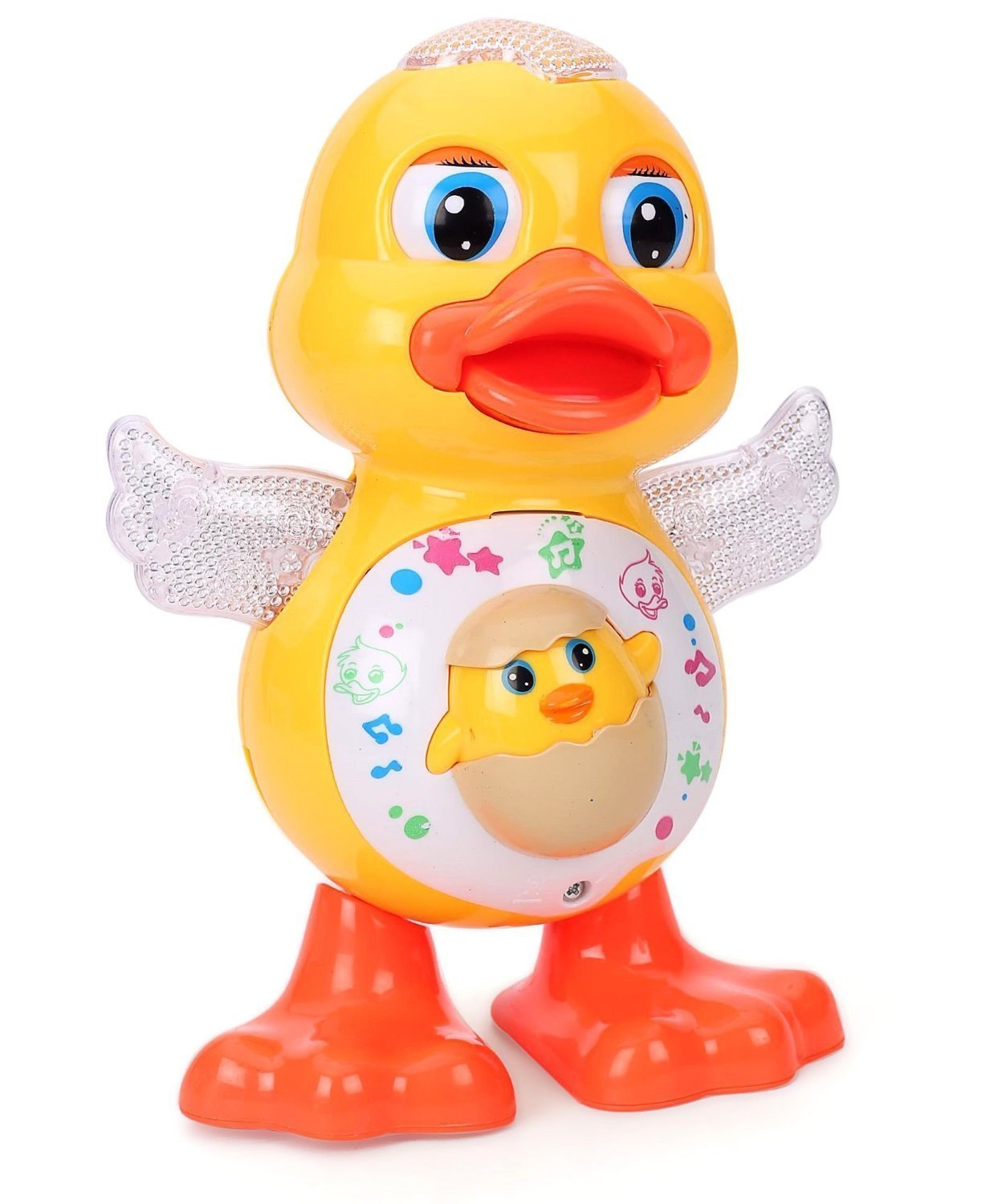 The Toys Sale!! Upto 70% Off On Toys By Amazon | Toyshine Dancing Duck with Music Flashing Lights and Real Dancing Action, Multi Color @ Rs.319
