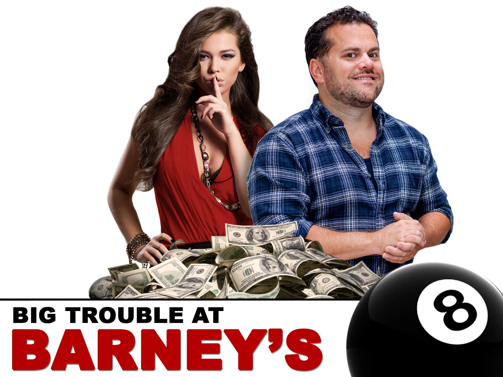 Big Trouble at Barney's