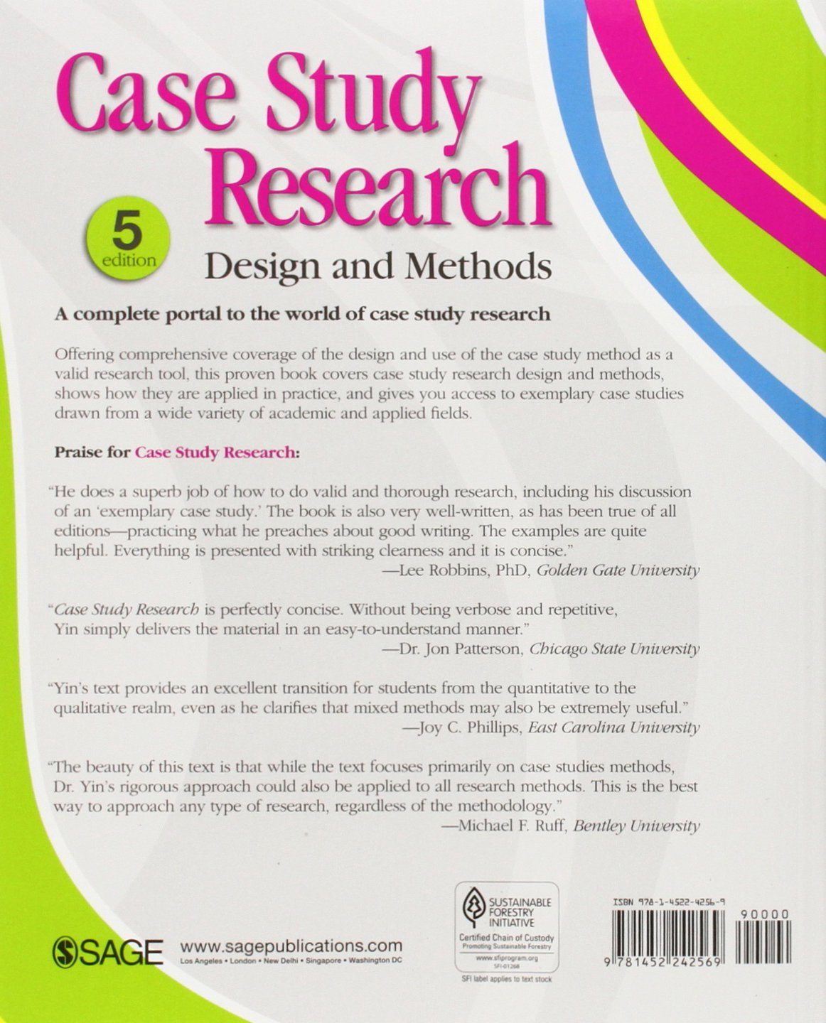 Case Study Research  Design and Methods  Applied Social Research     Association for Computational Linguistics
