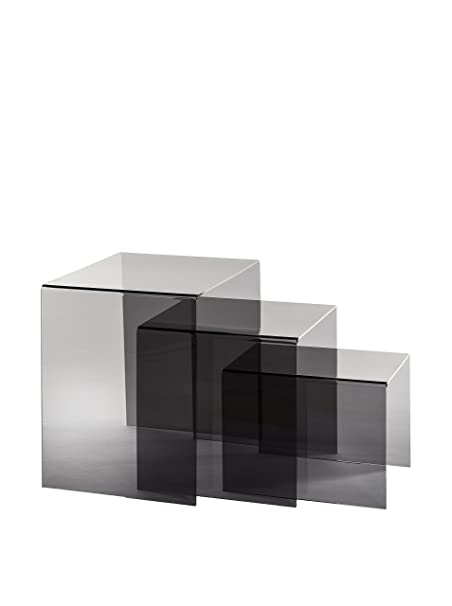 IPLEX Set Coffee Table 3 UDS. Trix Grey