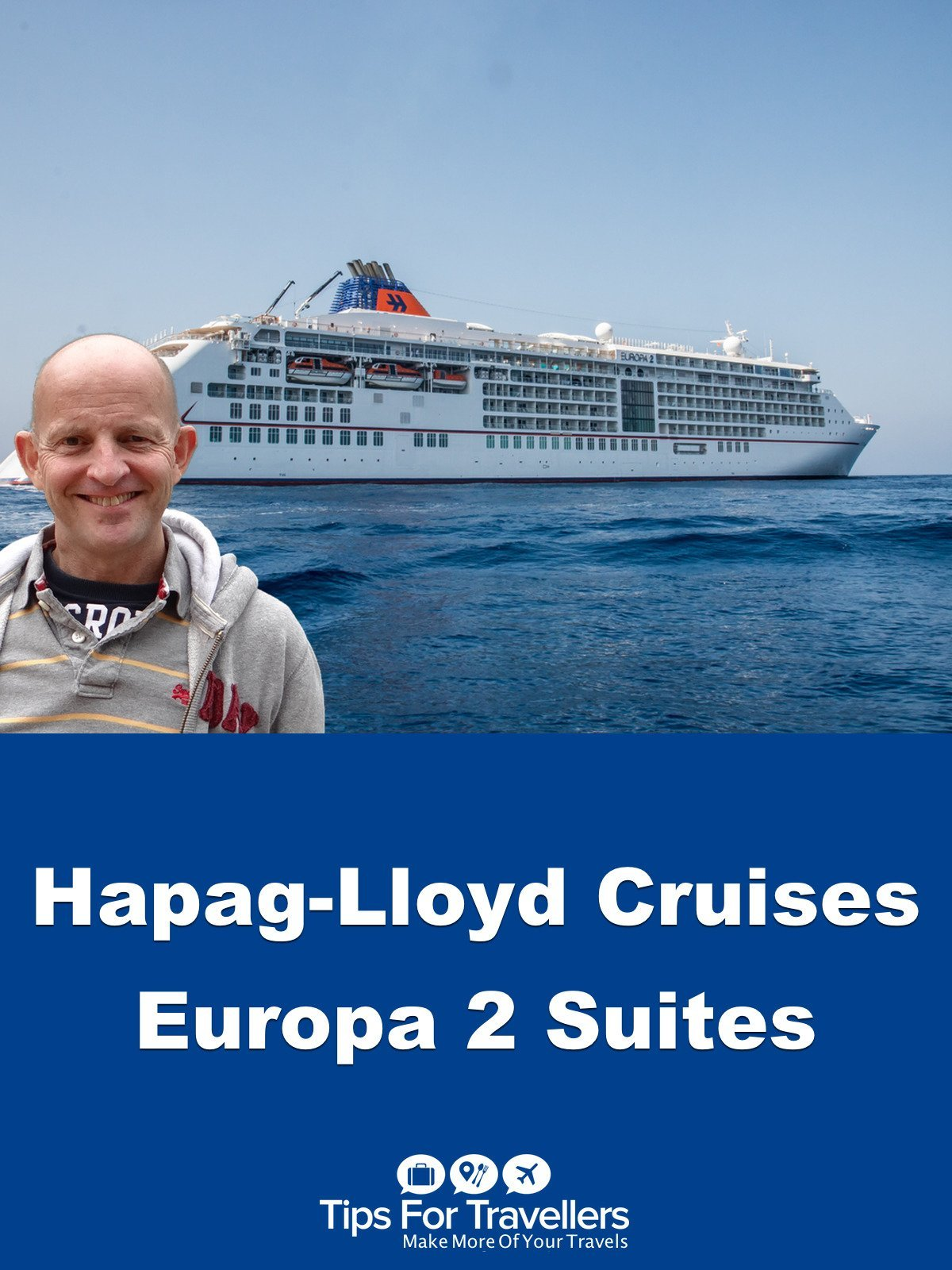 Clip: Hapag-Lloyd Cruises Europa 2 Suites