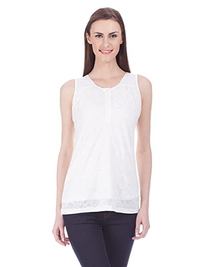 NOI Women's Body Blouse Shirt at amazon