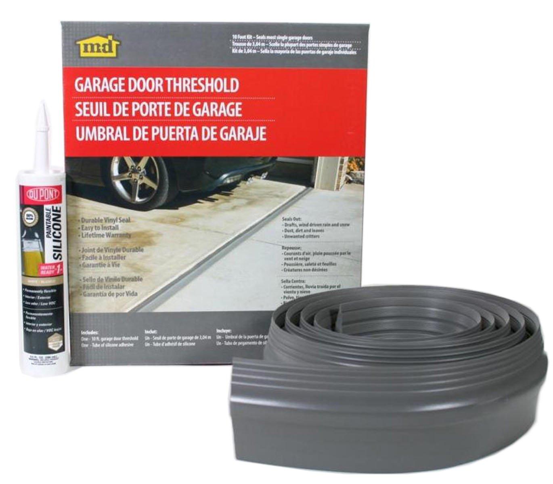 M d building products 50100 10 feet single door garage for Single garage kit