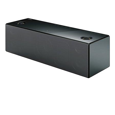 Sony SRS-X9B.CED Enceinte sans fil portable Bluetooth  NFC AirPlay Wifi Ethernet autonomie 6h 154W USB kit mains libres Noir