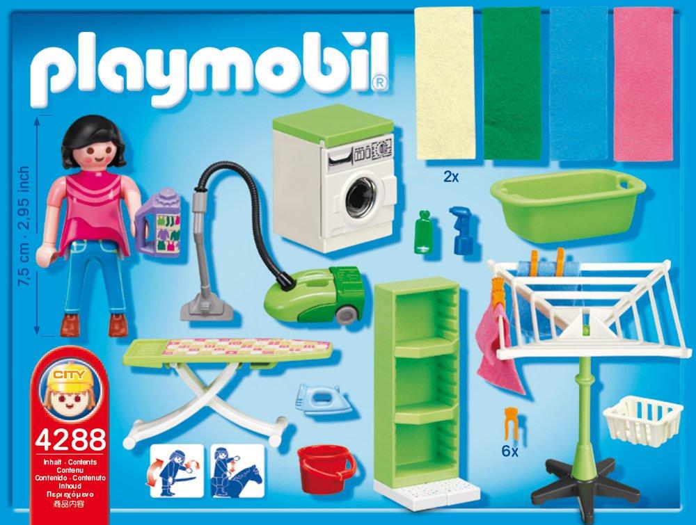 Playmobil 4288 hauswirtschaftsraum f r 12 99 eur for Playmobil buanderie