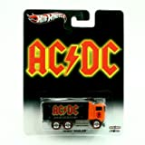 HIWAY HAULER AC/DC Hot Wheels 2013 Pop Culture Classic Rock Series Die-Cast Vehicle