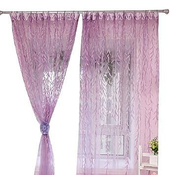 culater weide t ll t rfenster fenster vorhang stoffbahn schiere. Black Bedroom Furniture Sets. Home Design Ideas