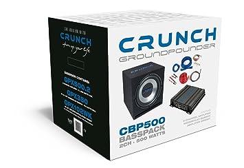 Crunch CBP500 Caisson de basses