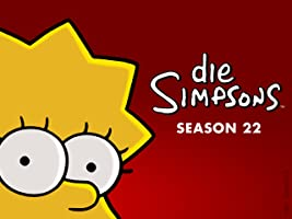 Die Simpsons - Season 22