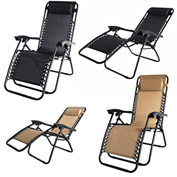 Palm Springs Zero Gravity Lounge Beach Chairs