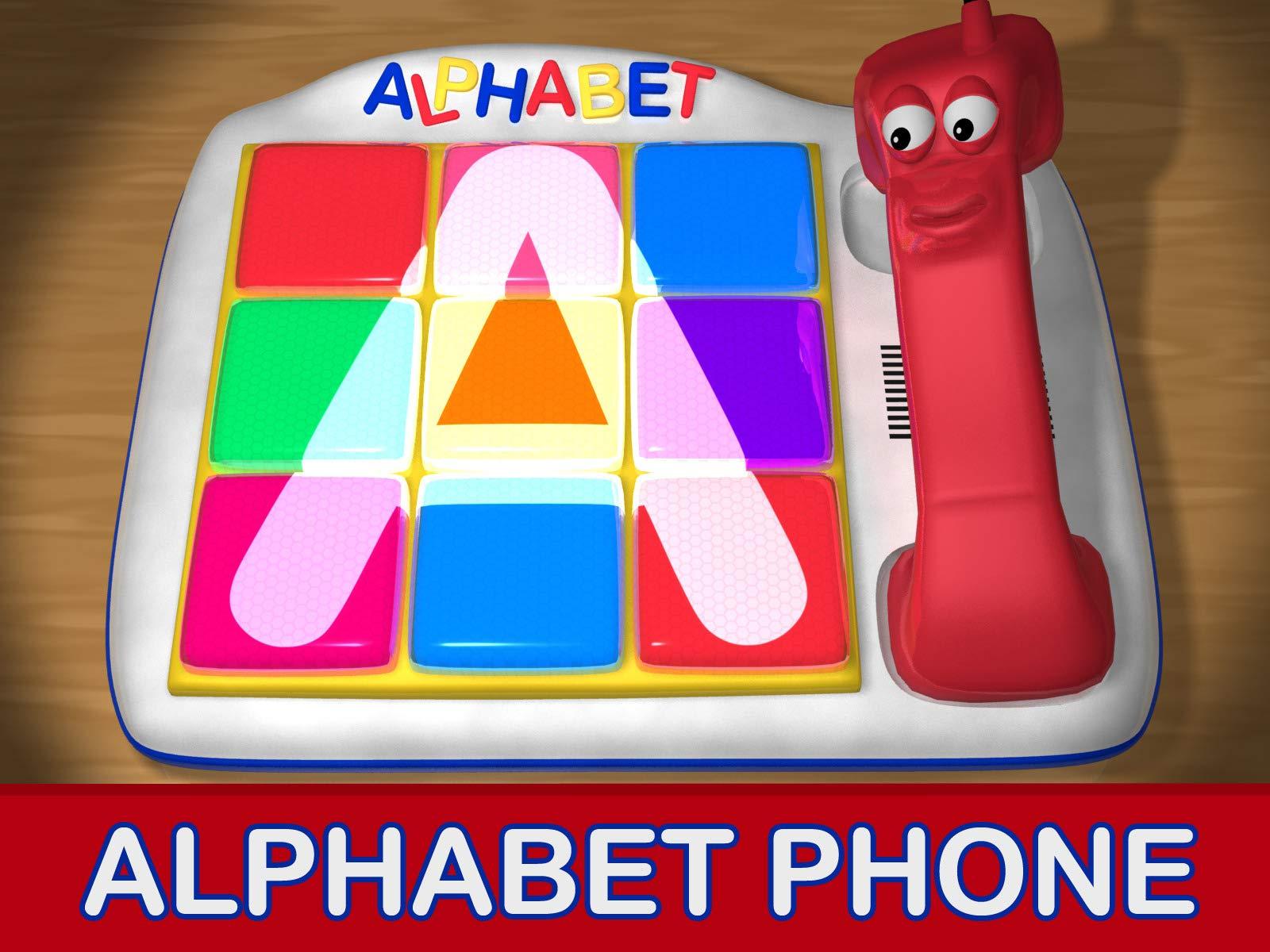 Alphabet Phone - Season 1