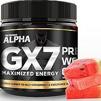 The Original Alpha Alpha Gx7 Pre-Workout (Watermelon Flavor)