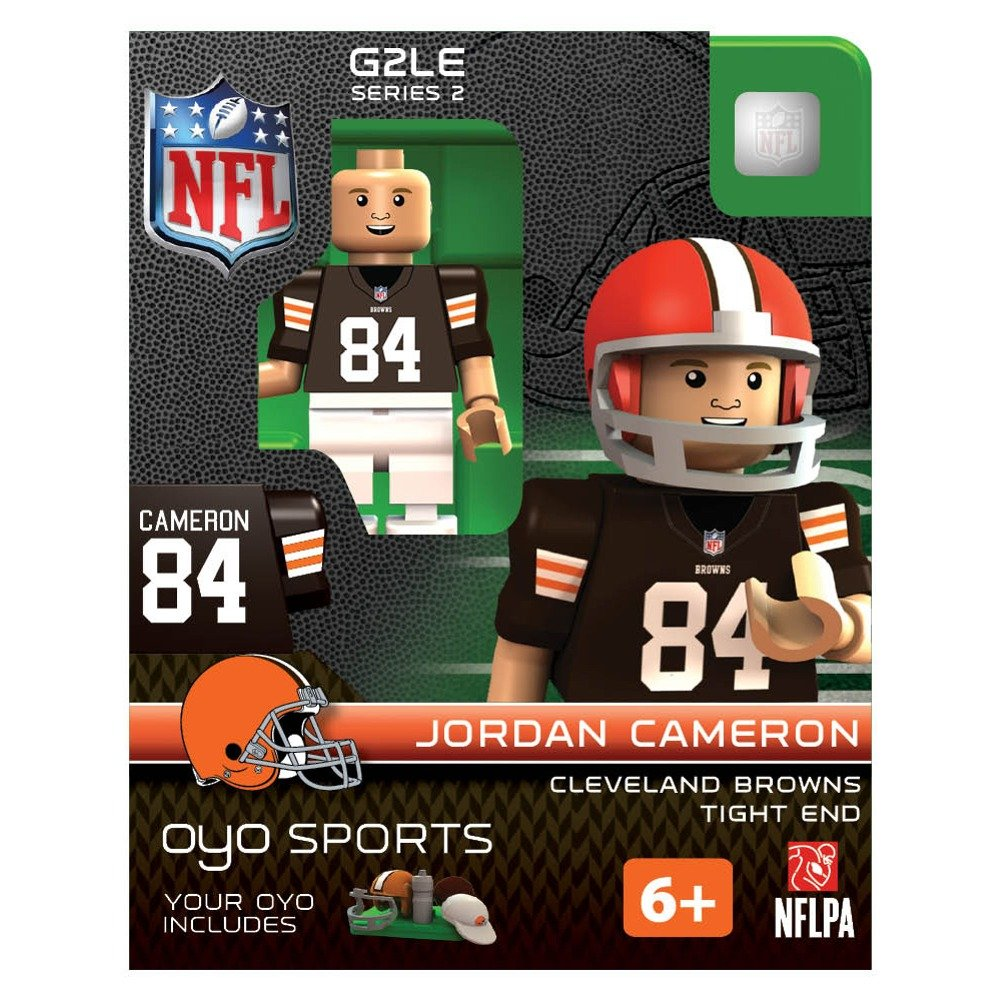 NFL Cleveland Browns Jordan Cameron Gen 2 Mini Figure, Small сапоги мужские oyo 1с тн