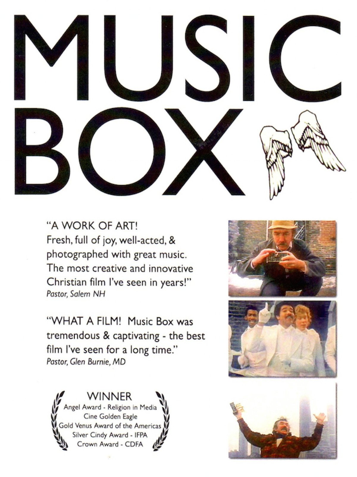 Music Box on Amazon Prime Video UK