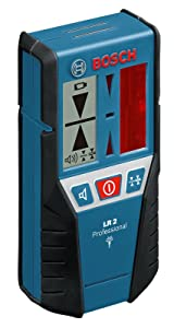 Bosch LR 2 Professional Hochleistungsempfänger  BaumarktRezension