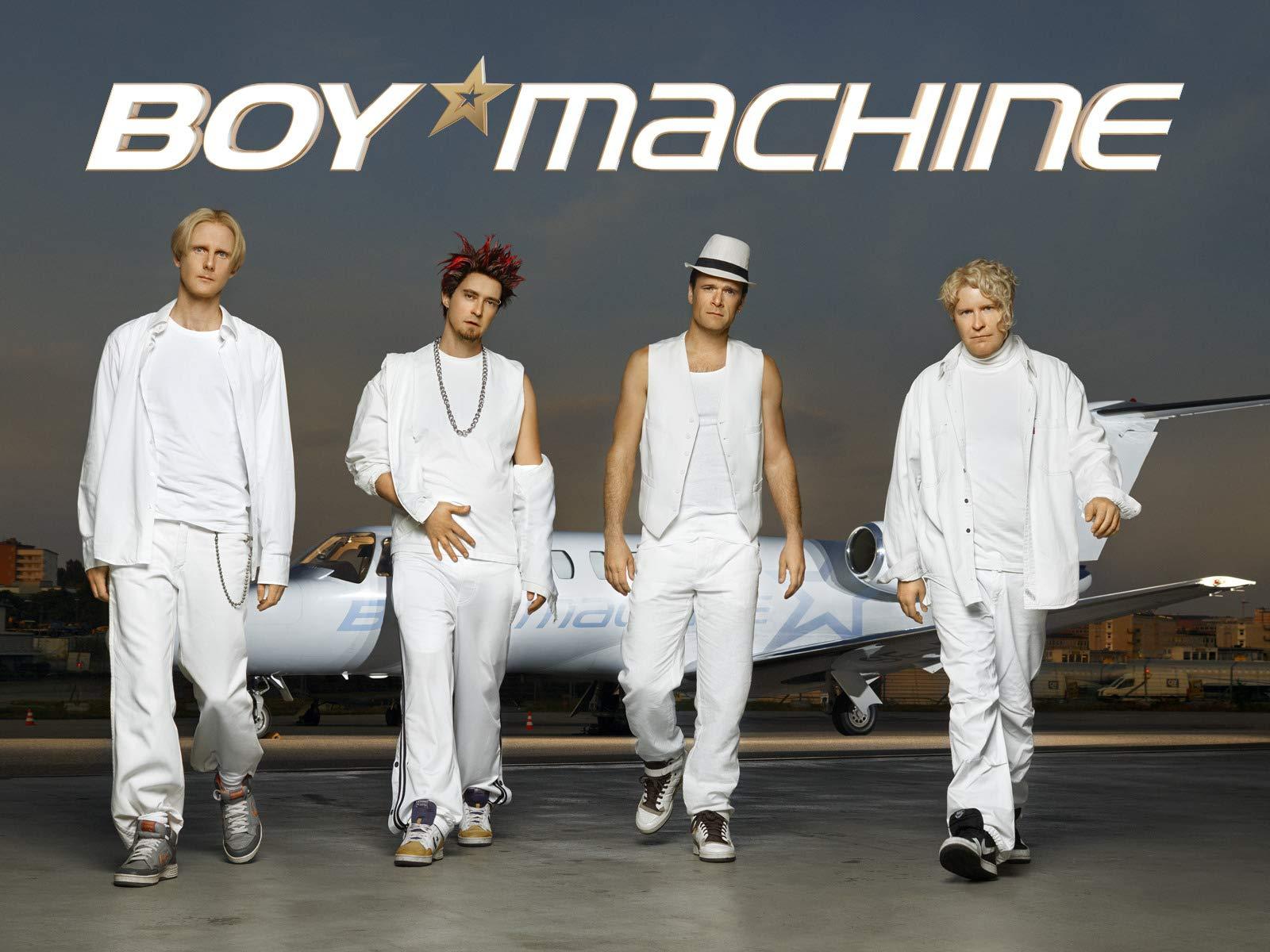 Boy Machine on Amazon Prime Video UK