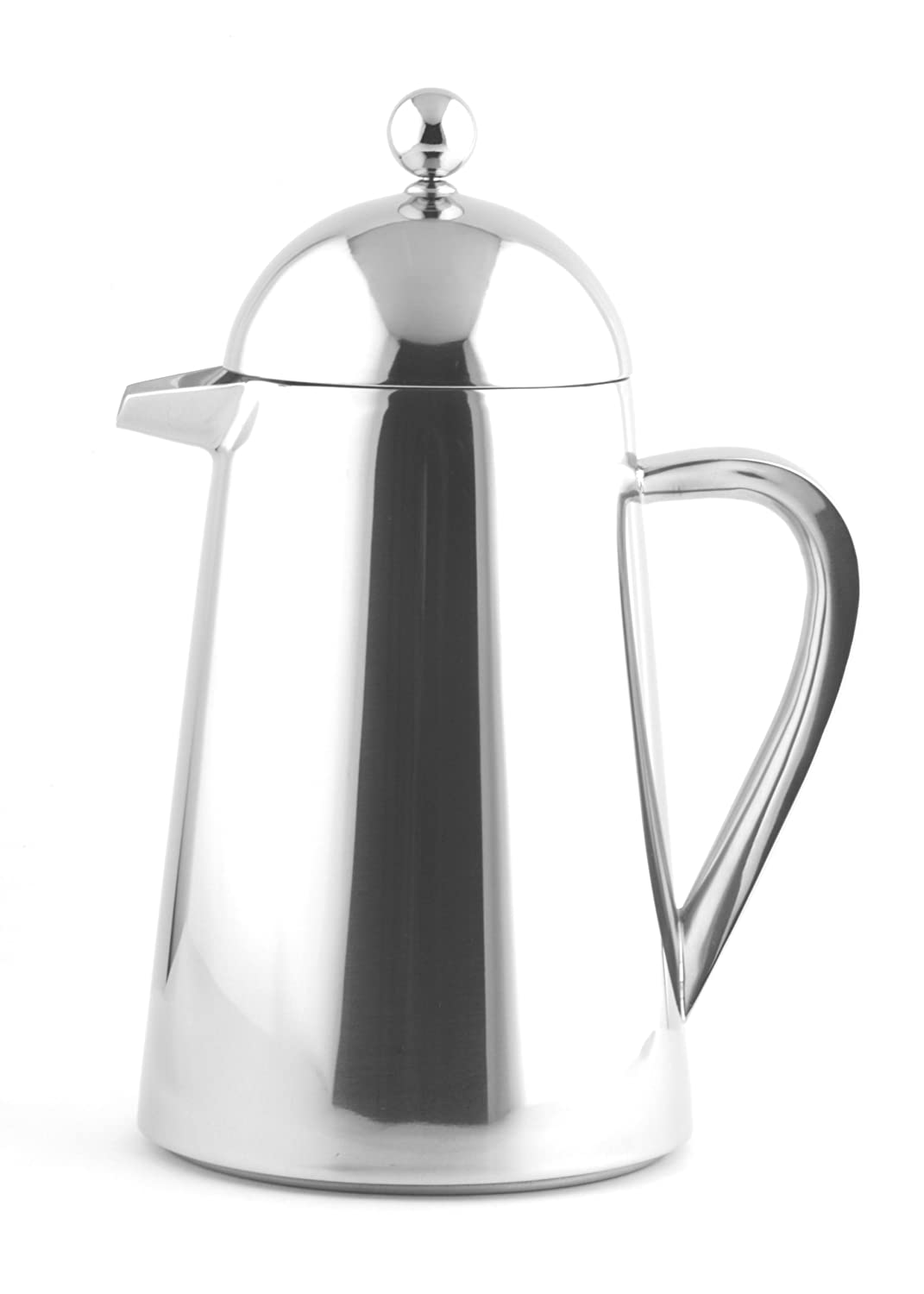 Francois et Mimi Stainless Steel Double Wall French Coffee Press (12oz) $20.99