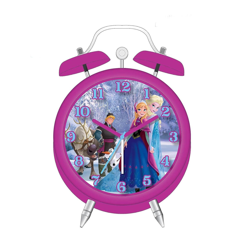 Disney Frozen Mini Doppel Bell Wecker günstig online kaufen