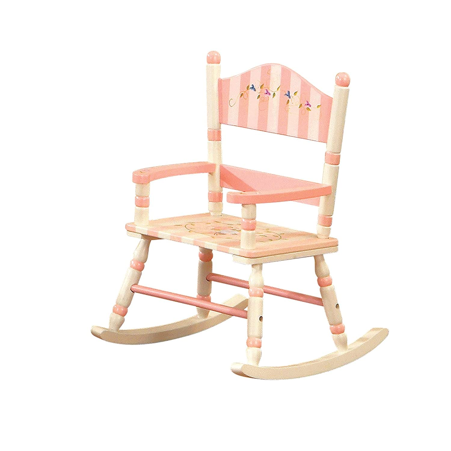 Kids Wooden Rocking Chair Fel7 Com