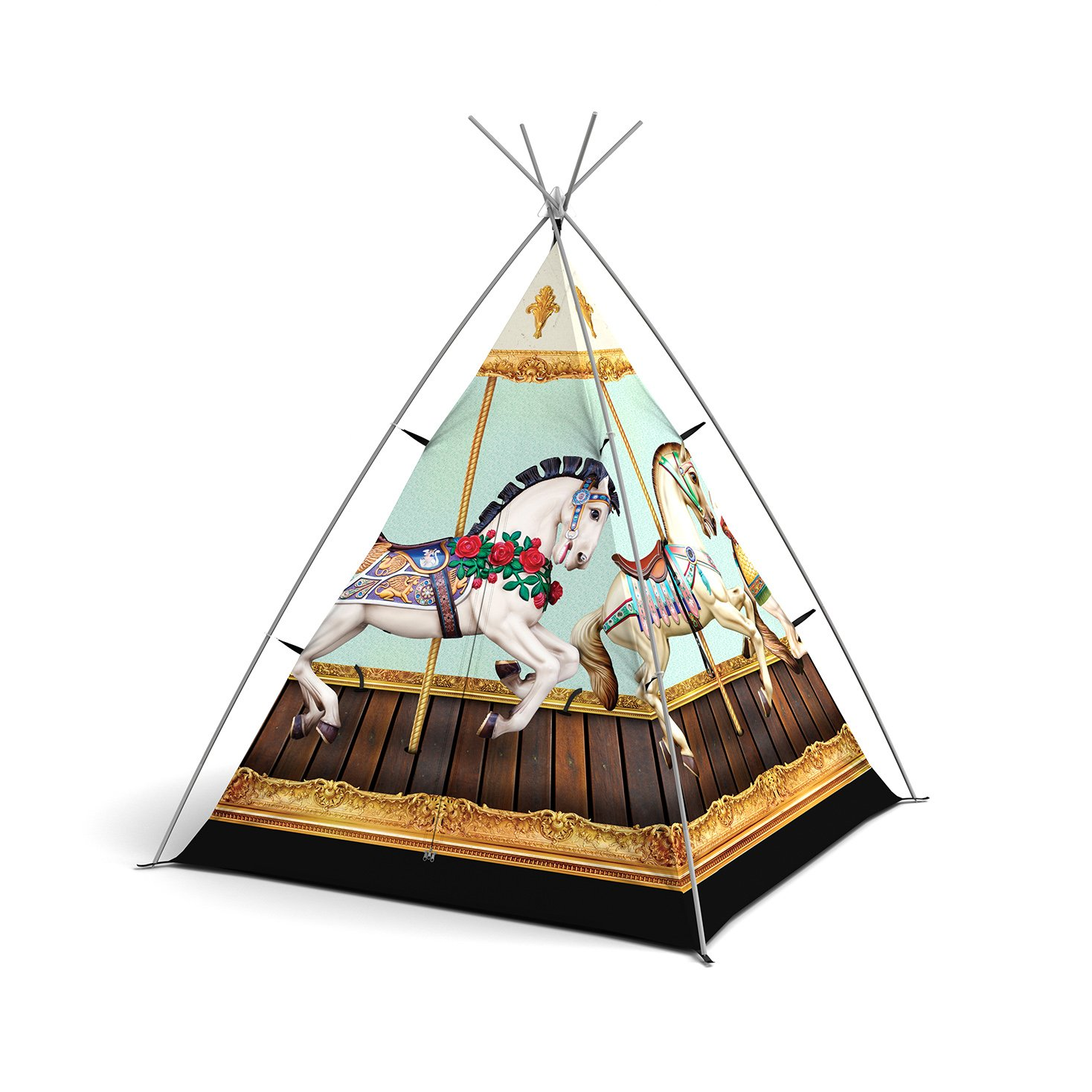 Wigwam Hold Your Horses – Little Camper (FieldCandy) online bestellen
