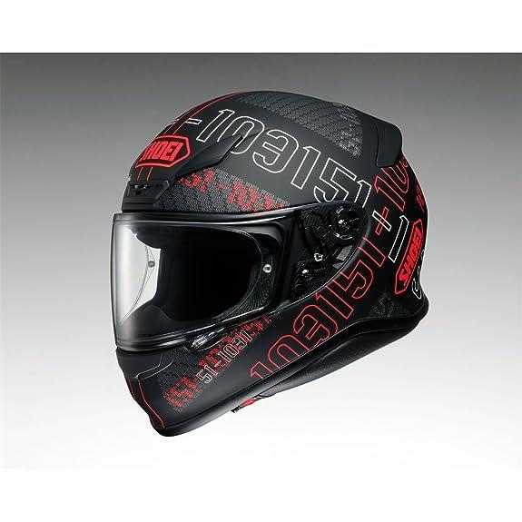 Casque de moto shoei NXR Permutation TC1