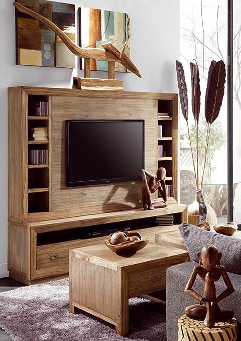 Mueble de Televisión de estilo Colonial : Colección MERAPI