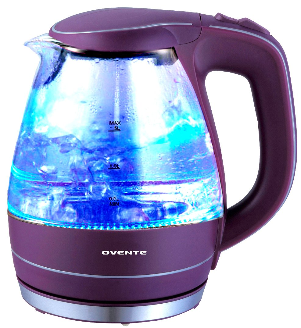 Glass Electric Fast Heating Kettle