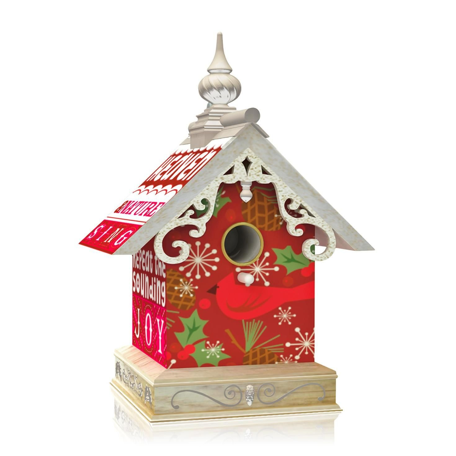 Cardinal christmas ornaments wikii