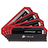 Corsair DOMINATOR Platinum 32GB DDR4 3200 C16 ROG Certified PC Memory CMD32GX4M4C3200C16-ROG