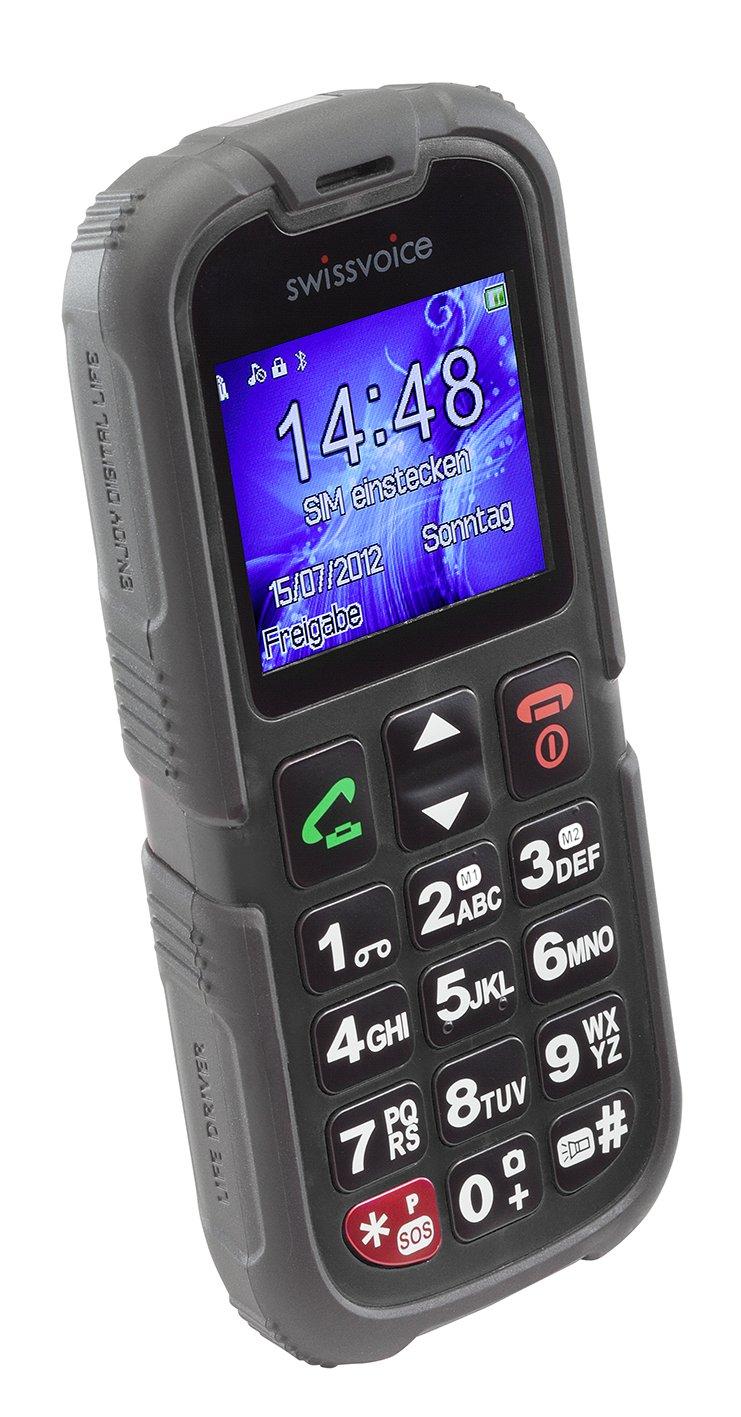 T�l�phone GSM SWISSVOICE SV39 NOIR