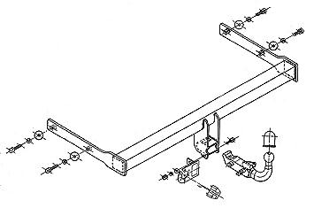 Steinhof R-128 Anh/ängerkupplung