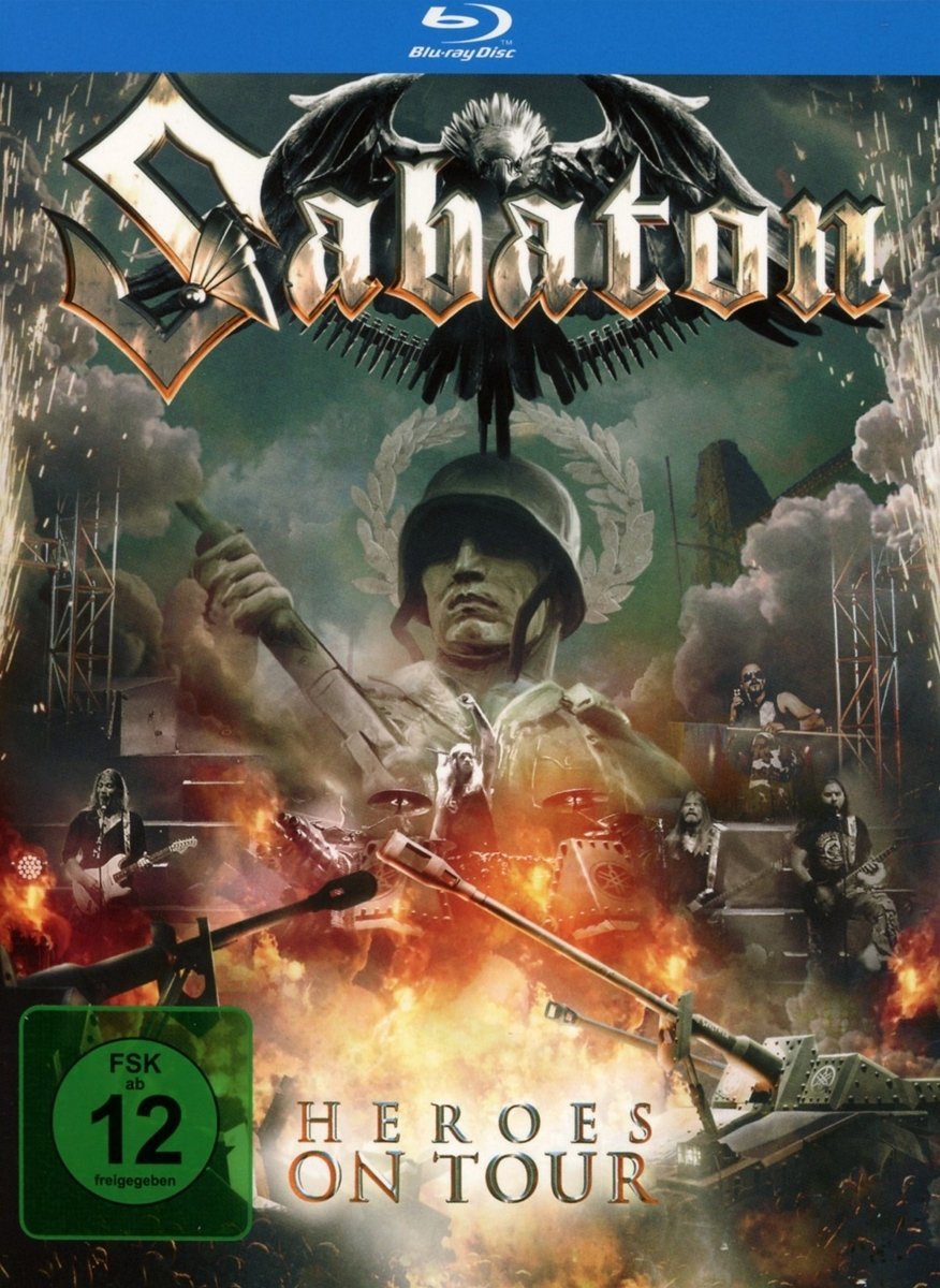 Sabaton – Heroes on Tour Disc 1 Live at Wacken 2016 1080p MBluRay x264-FKKHD