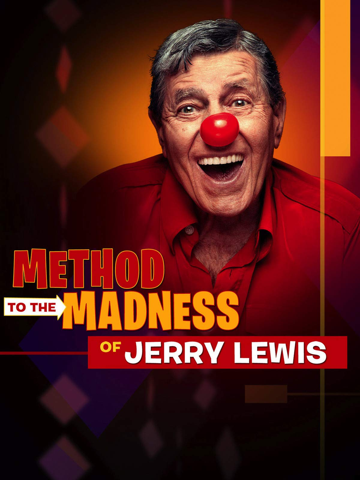Method to the Madness of Jerry Lewis on Amazon Prime Video UK