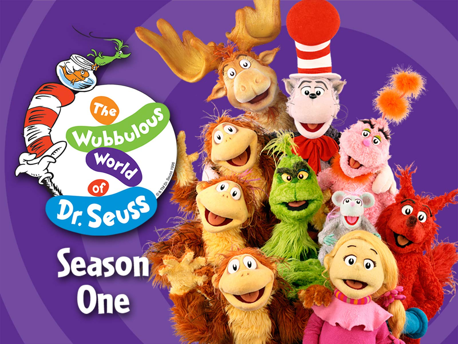 The Wubbulous World of Dr. Seuss: Season 1 on Amazon Prime Video UK