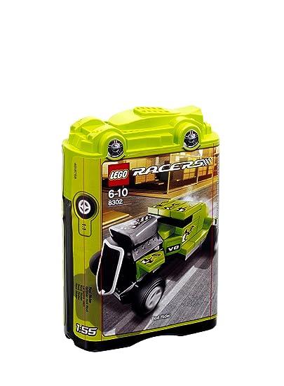 LEGO Racers - 8302 - Jeu de Construction - Le Turbo Vert