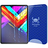 Apple iPad Pro 11 Screen Protector (2018), Skinomi Tech Glass Screen Protector for Apple iPad Pro 11 Clear HD and 9H Hardness Ballistic Tempered Glass Shield (Color: Clear)