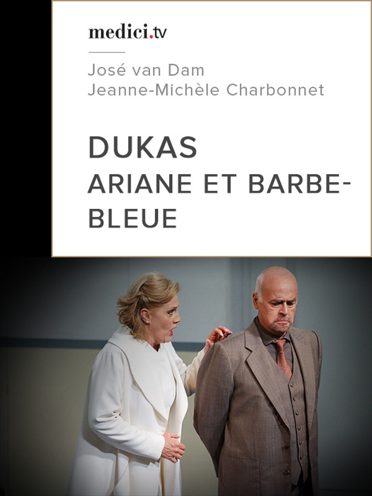 Dukas, Ariane et Barbe-Bleue on Amazon Prime Video UK