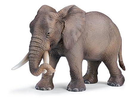 Schleich - 14342 - Figurine - Animaux - Eléphant D'Afrique Femelle