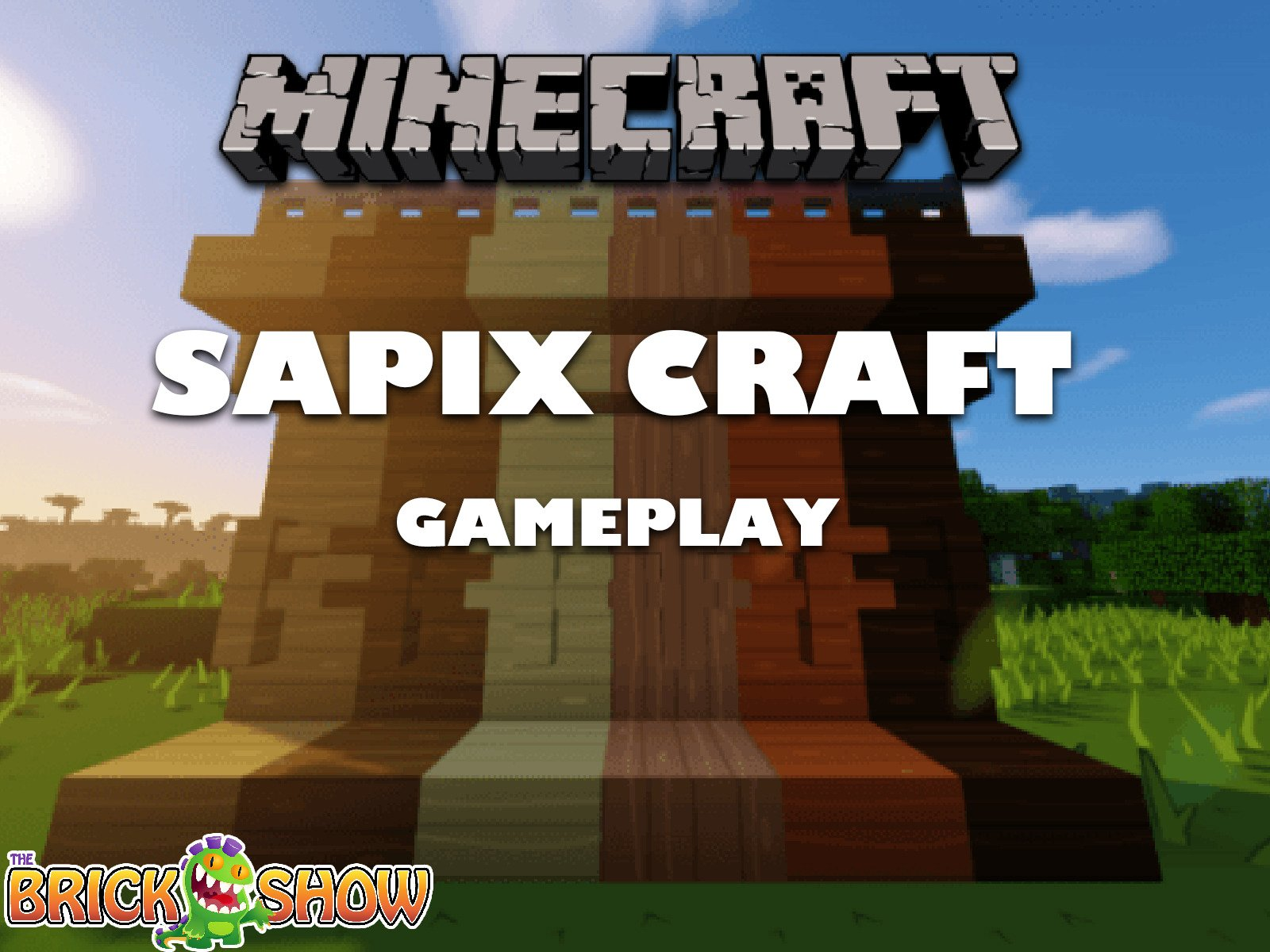 Clip: Minecraft Sapix Craft Gameplay