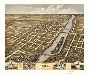 Geneva, Illinois 1869