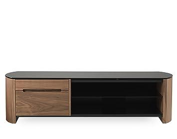 Alphason Finewoods 1350CB Noyer Meuble TV