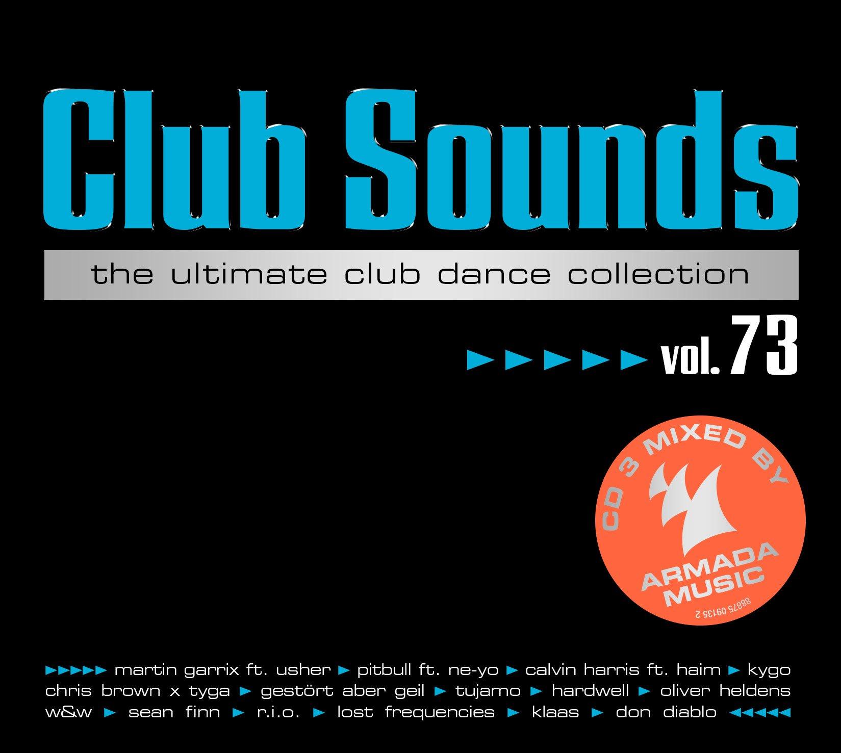 VA-Club Sounds Vol.73-3CD-2015-VOiCE Download