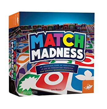 FoxMind 201119 – Match Madness, les familles standard Jeux