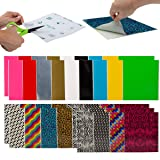 Duck Tape (30 Count) Assorted Duct Tape Sheets Variety Duct Tape Multi Pack, Tape Bulk with Colorful Designs and Solid Colors